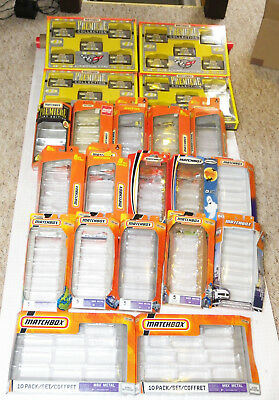Huge Job Lot Matchbox Empty Boxes ONLY For Die Cast Cars Vintage 1990s x21 Good