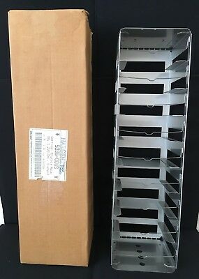 Nalgene Stainless Steel Vertical CryoBox Freezer Rack #5036-0009