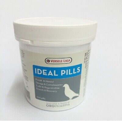 collective Ideal pills vitamin chicken pigeon thai herbs  supplement 100 tablets
