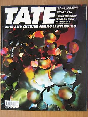 Tate International Arts and Culture magazine September October 2003 issue 7