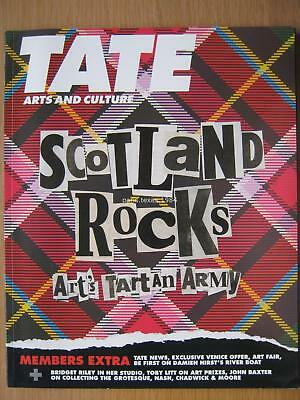 Tate International Arts and Culture magazine July August 2003 issue 6 Riley Nash