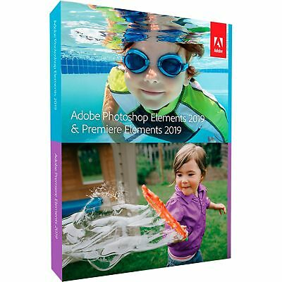 Adobe Photoshop Elements 2019 & Premiere Elements 2019, deutsch