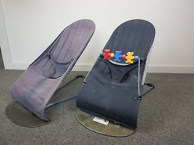 Baby Bjorn Bouncer Chairs x2