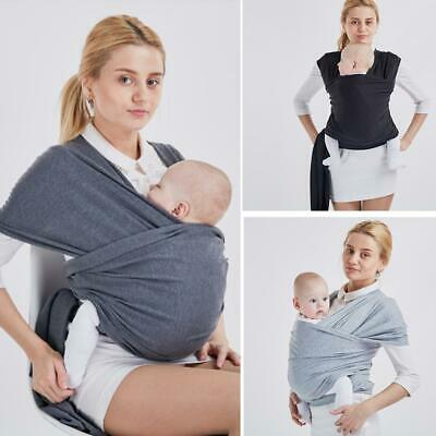 Unisex Baby Durable Practical Portable Breathable Soft Baby Wrap Carrier OK
