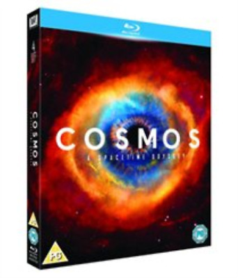 Cosmos - A Spacetime Odyssey: Season One Blu-ray NEW