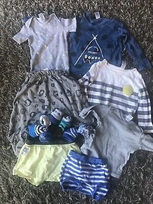 Boys Bonds Size 1 Bundle