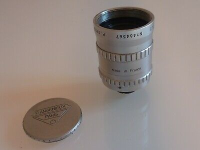 Angenieux Retrofocus F. 6.5  1: 2.8 Antique Cinema Lens Objectif Camera N°484567
