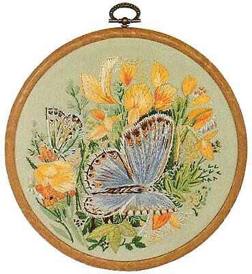 A Stroll in the Park Design Perfection Freestyle Embroidery Kit