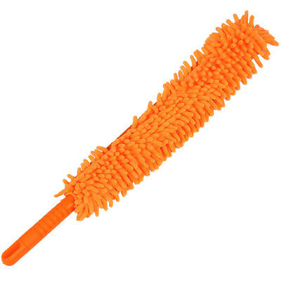 2X(Flexible Chenille Bendable minifiber Cleaning Duster Brush Random Color A9N6)