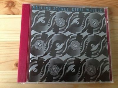 Rolling Stones - Steel Wheels (CD)