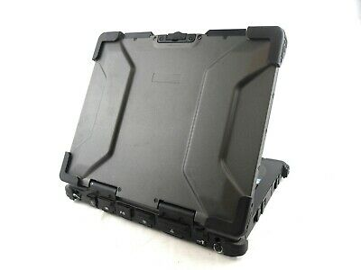 GETAC RUGGED TOUGHBOOK Laptop Dual Core 2GB RAM TOUCHSCREEN NO HDD NO CHARGER