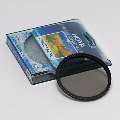 HOYA PRO1 Digital CPL CIRCULAR PL Kamera Lens Filter 49 52 55 58 67 72 77 82mm
