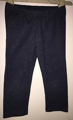 Girls Age 4 (3-4 Years) - Jumping Beans Cropped Leggings/ Jeggings