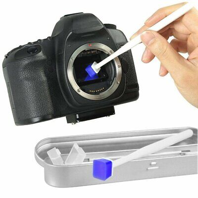 Professional  Sensor Cleaning Swab Kit Set For Digital Camera Jelly Cleaner UK
