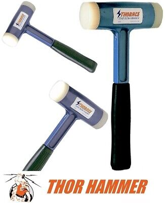 THOR Dead Blow Hammers All Sizes 32mm To 63mm All Weights 550g to 1850g