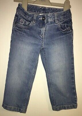 Girls Age 6 (5-6 Years ) - Next Cropped Jeans - 3/4 Lengths
