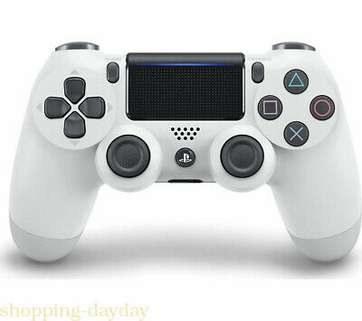 SONY(White) PS4 DualShock 4 Controller Wave Blue V2 BRAND NEW SEALED OFFICIAL AA