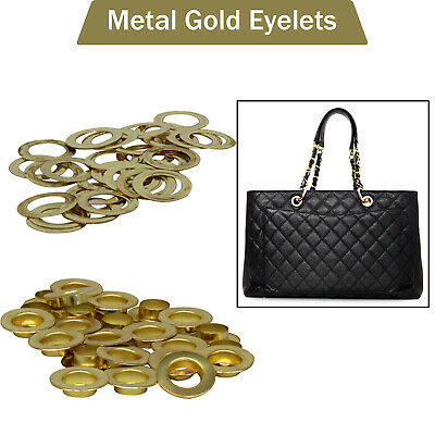12/14mm Flat Head Iron Eyelets Washers for Repair Clothing Books Arts Crafts Bag