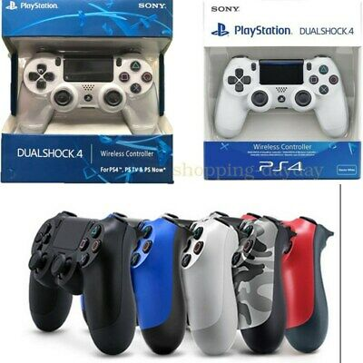 Certification Ps4 Dualshock 4 Urban Camouflage Wireless Controller -  White