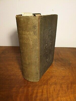 1842 History and Antiquities of Hackney, London - W. Robinson. First Edition