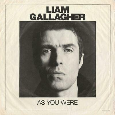 Liam Gallagher – As You Were (New/Sealed) Cd