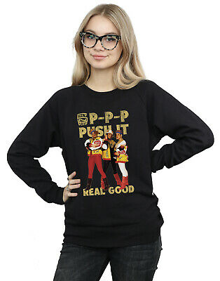 Salt N Pepa Women's Push It Colour Photo Sweatshirt