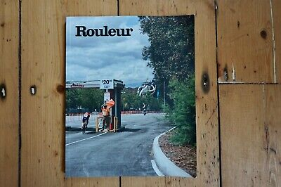 Rouleur Cycling Magazine Issue 59 - December 2015 - Subscriber Edition