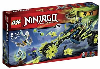 LEGO Ninjago 70730 Chain Cycle Ambush CYCLE ONLY Bag#2-3 No Minifigures No Box