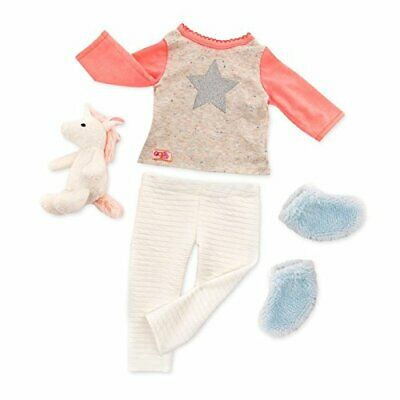 NEW! Our Generation Unicorn Wishes Outfit and Unicorn