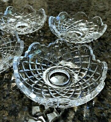 Waterford Crystal Avoca Chandelier Bobeche Replacement Parts