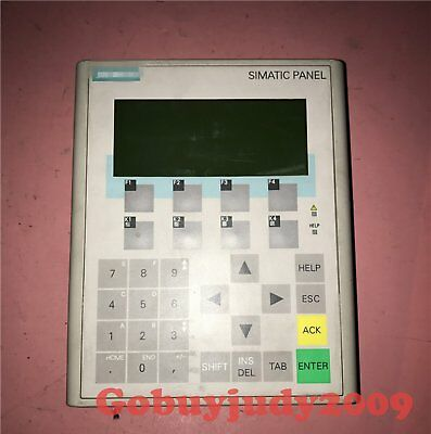 1PC Used Siemens 6AV6 641-0BA11-0AX0 Touch Screen Tested In Good Condition