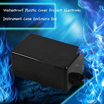 Waterproof Plastic Cover Project Electronic Instrument Case Enclosure Box QE