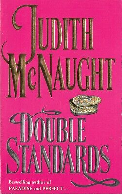 Double Standards - Judith McNaught - Pocket Books - Acceptable - Paperback