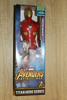 Marvel Avengers Infinity War Iron Man Titan Hero Series 12 Inch Action Figure