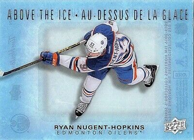 2015-16 Upper Deck Tim Hortons Above the Ice #AIRNH Ryan Nugent-Hopkins