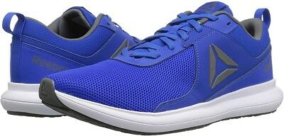Reebok Driftium Mens Blue Mesh Athletic Lace Up Running Shoes  Size 11  NEW