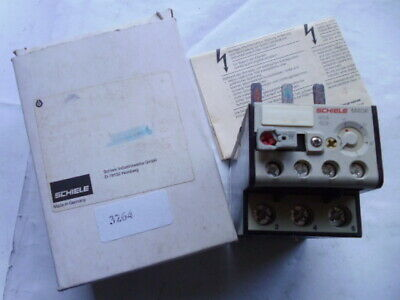 M40K SCHIELE relai thermique thermal overload 11 - 17  A