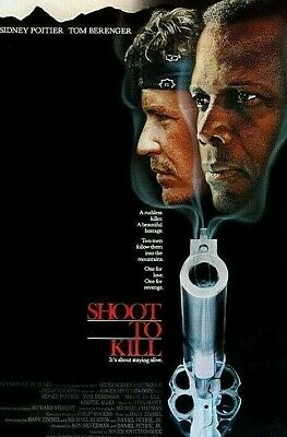 Shoot to Kill 70mm Feature Film Color Trailer Very Rare! Beautiful LPP Color