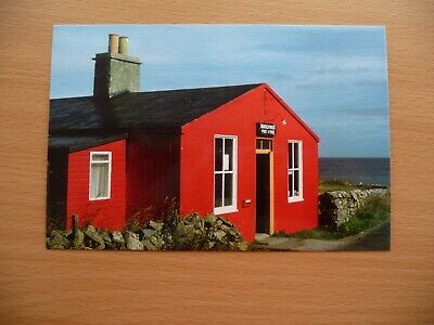 Haroldswick, Post Office, Unst on a Postcard