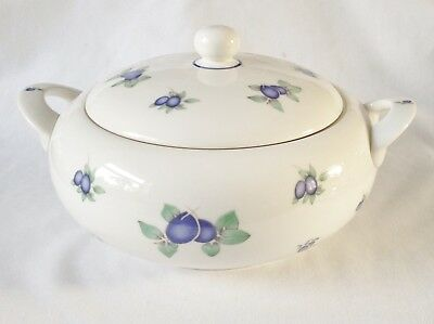 Royal Doulton Blueberry Serving Tureen and Lid