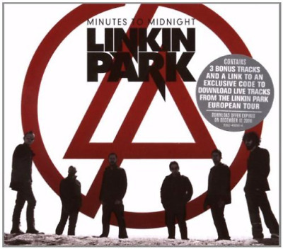 Linkin Park-Minutes to Midnight [special Tour Edition] CD NEU