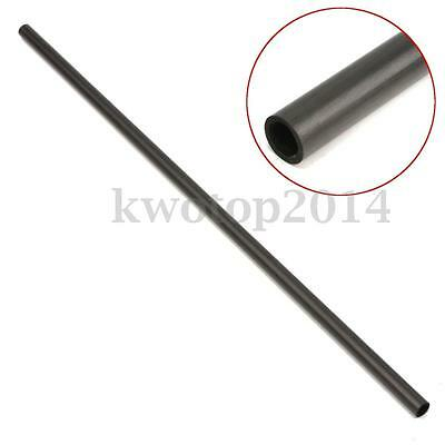 Black Carbon Fiber Tube Rods 33cm x 8mm x 6mm for RC Xcopter Quadcopter Parts !