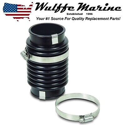 Boat Parts & Accessories Diplomatic Exhaust Tube Bellow Mercruiser #1 Mr Alpha One & Gen Ii Bravo Replace 78458a1