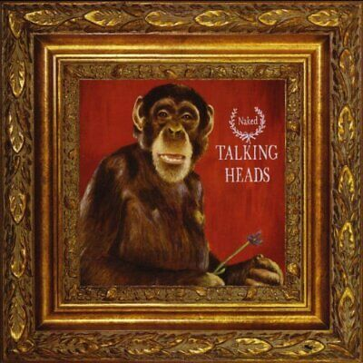 Talking Heads-Naked CD NEW