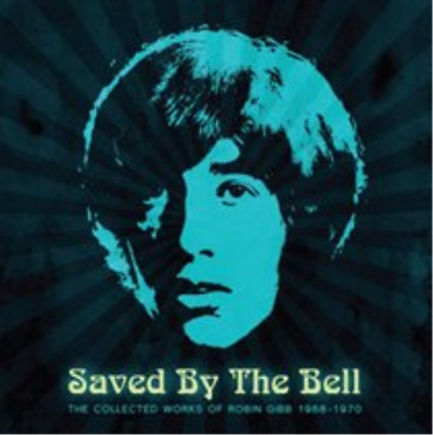Robin Gibb-Saved By the Bell CD NEW