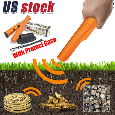 Metal Detector Pinpointer Pin GP-pointer Pointer Waterproof Hand Held Pointering