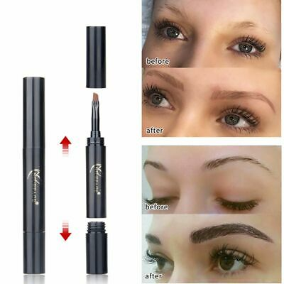 Eyebrow Extension Cream Natural Fiber Dyeing Eyebrow Cream 4D Eyebrow Fiber Cool