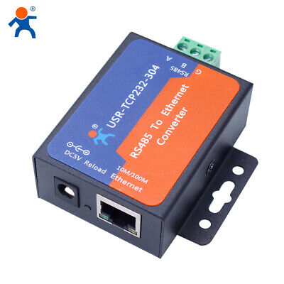 USR-TCP232-304 RS485 to TCP/IP Ethernet Converter Module with Built-in Webpage