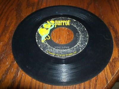 """Engelbert Humperdinck: """"There Goes My Everything"""" / """"You Love""""1967 Parrot 45"""