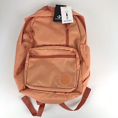 39251dc3fa6e Converse All Star Orange Backpack Chuck Taylor With Laptop Pouch